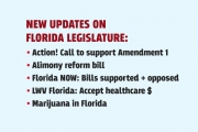 Updates on FL legislature