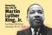 Martin Luther King Memorial Celebrations