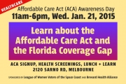 ACA Day jan 21, 2015