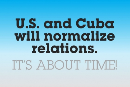 U.S. and Cuba to normalize relations