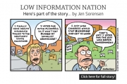 Low Information Nation