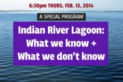 Indian River Lagoon - What we know + don't know