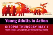 SCPA 1st Thurs: Young Adults in Action