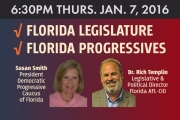 SCPA 1st Thurs: FL Legislature & FL Progressives