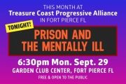 TCPA Ft Pierce: Prison and the Mentally Ill