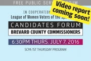 SCPA 1st Thurs: County Commission Candidates