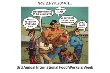 International Food Workers Week