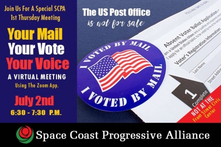 Your Mail. Your Vote. Your Voice.