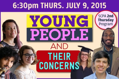 SCPA 2nd Thurs: Young People!