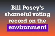 Posey's anti-environment record