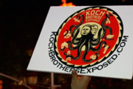 SCPA 1st Thursday - Koch Brothers Exposed